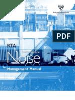 Environmental Noise Management Manual