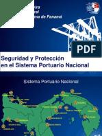 Seguridad Proteccion Puertos Nacionales AMP Panama