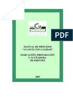 MANUAL MARCACIÓN DE FRENTES