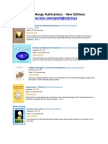 Ananda Marga Publications - New Editions