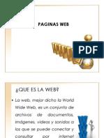Tema 005 a Paginas Web