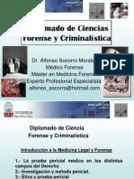 Modulo 1 Dr. Alfonso Socorro M.introduccion a La Medicina Le