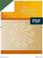 Ley Cultura Civica D.F.