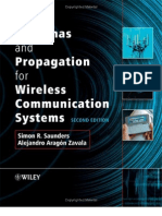 Antennas and Propagation for Wireless Communication Systems 2nd Ed
