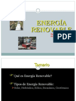 Energias Renovable