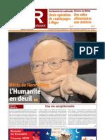 La Nouvelle Republique Du 21.07.2012