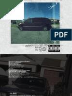 Digital Booklet - Good Kid, m.a.a.d City