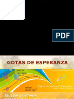 Gotas de Esperanza Julio 1 2013