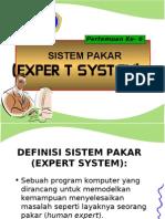 6. Expert System