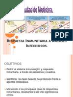 Inmunidad a Agentes Infeccionsos
