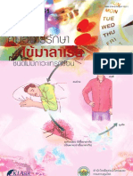 Thai Guideline on Malarial Treatment