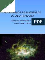 Elementos (2)