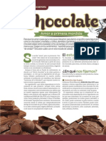 Calidad de Chocolate Profeco