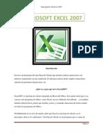 Gu¡a practica de Excel 2007