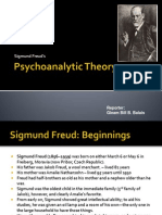 Sigmund Freud History