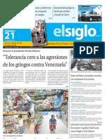 Defi Maraca y 21 Julio 2013