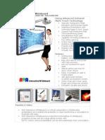 AVA Interactive Whiteboard