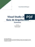 Visual Studio 2010 Guía de Arquitectura - Escenarios
