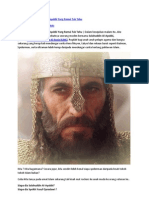Kisah Warak Salahuddin Al