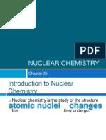 Nuclear Chem 2012