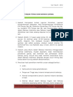 Mw-jurnal Petunjuk Penulisan