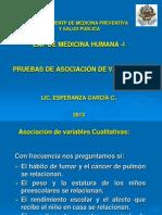 Clase-Asociacion Entre Dos Variables -2013