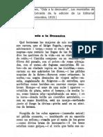 LUOGONES - Oda a La Desnudez en Las Montanas Del Oro