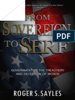 From Sovereign to Serf - Roger Sayles
