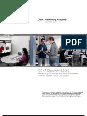 Packet Tracer Lab Manual pdf | Ip Address | Web Server