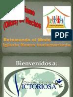 Los Grupos Celulares y El Evangelismo 7-20-13 Seminario de Recursos Spd Carlos Rincon