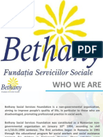 Bethany Social Services Romania