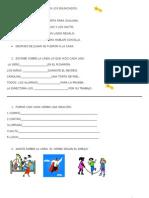 Tareas Escolares de Segundo Pdel Lenguaje(2)