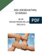 ASURANSI SYARIAHKEDKELdes 2012