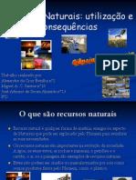 RecursosNaturais- Grupo 2