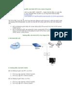 Hướng dẫn cấu hình IPTV cho router DrayTek