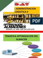 12 Semana Optimizacion Del Almacen