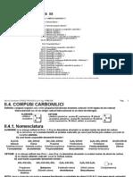 Condensarea Aldolica Si Crotonica
