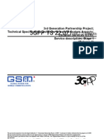 22071-670 Service Description; Stage 1 (LCS)