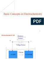 CHEG320 Electrochemistry Lectures