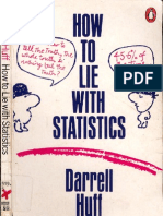 Huff How To Lie With Statistics