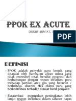 Ppok Ex Acute