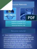 Recursos Naturais2