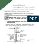 13.Aspecte Privind Proiectarea Si Calculul Infrastructurii