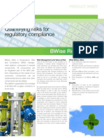 Bwise Risk Analysis