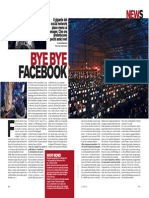 D di Repubblica - Bye bye Facebook