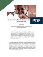 Novel - Garcia Marquez