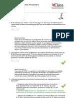 Contabilidad y Análisis Financiero - Control 3