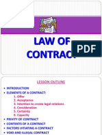 Law of Contract_2011