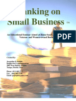 Banking on Small Business