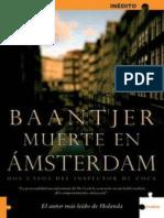 Muerte en Amsterdam - A C Baantjer